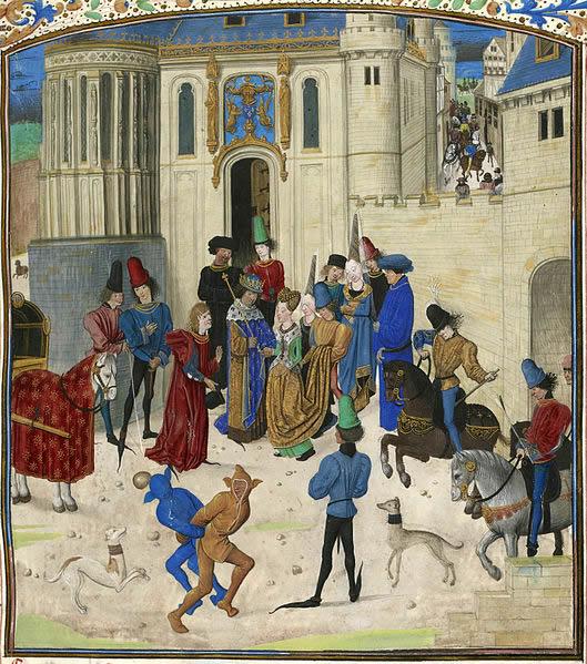 Isabeau de Bavière, reine calomniée — Raconte moi lhistoire... isabeau1