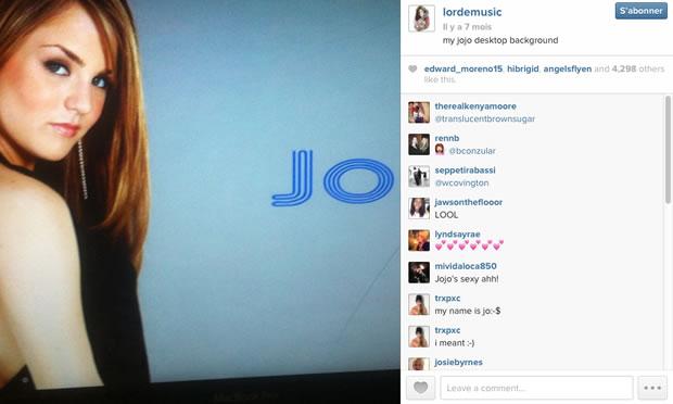 Lorde Jo