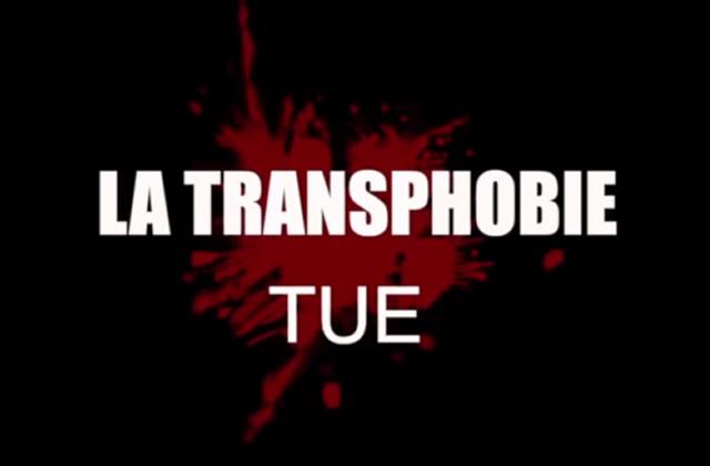 C'est la Journée du souvenir trans : la transphobie tue