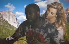 Bound 2, le clip improbable de Kanye West feat. Kim Kardashian
