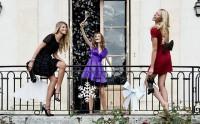 Les Petites Chaudières créent une mini collection de robes pour La Halle