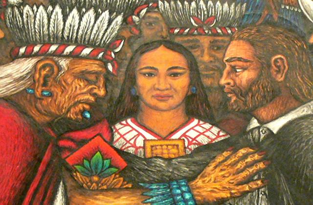 Malinali Tenepal ou la revanche d'une esclave — Raconte-moi l'histoire…