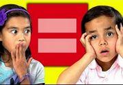 Lien permanent vers Des enfants réagissent au mariage pour tous