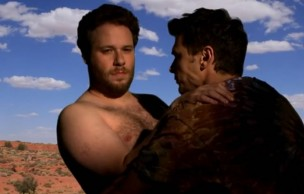 Lien permanent vers Seth Rogen et James Franco refont Bound 2 de Kanye West