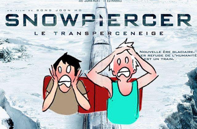 Snowpiercer, la critique (semi) dessinée