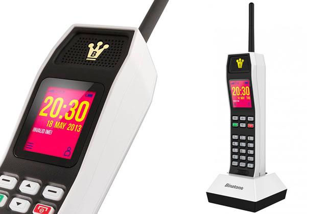 Le téléphone des 90's, The Brick, a droit à sa réédition  !