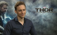 Tom Hiddleston (Loki dans Thor) en interview !