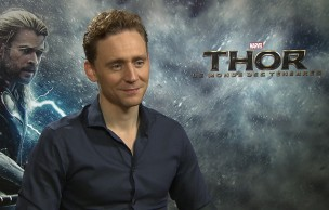 Lien permanent vers Tom Hiddleston (Loki dans Thor) en interview !
