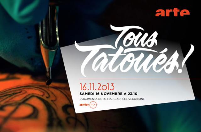 Tous tatoués !, le documentaire encré pour ARTE