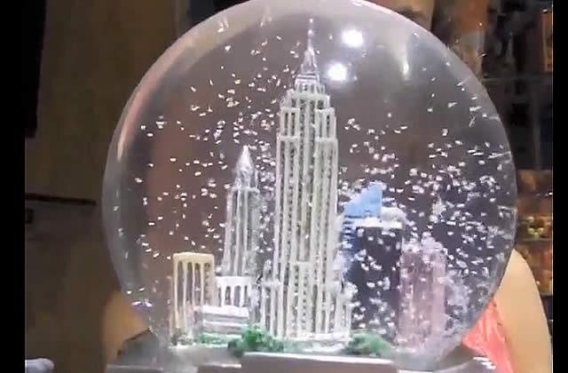 Le voyage à New York en vidéo de Sarah