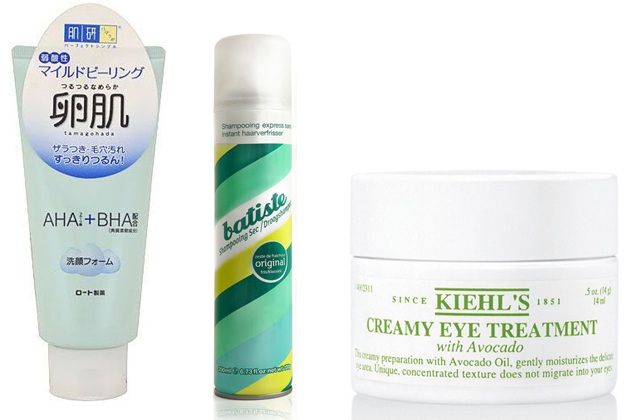 Les 20 produits de beauté à tester au moins une fois dans sa vie