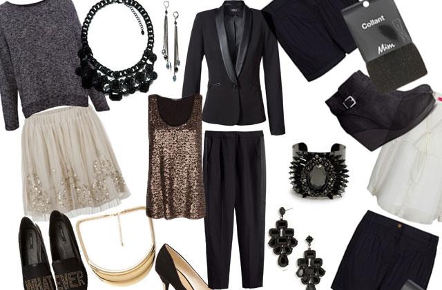 4 tenues de fête qui changent des robes de soirée