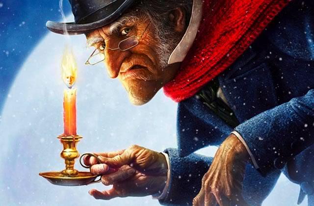 A Christmas Carol, de Dickens, en 5 adaptations