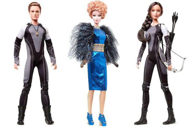 Les Barbies Hunger Games bientôt en magasin !