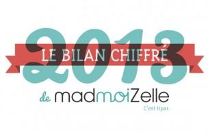 Lien permanent vers Le bilan chiffré 2013 de madmoiZelle