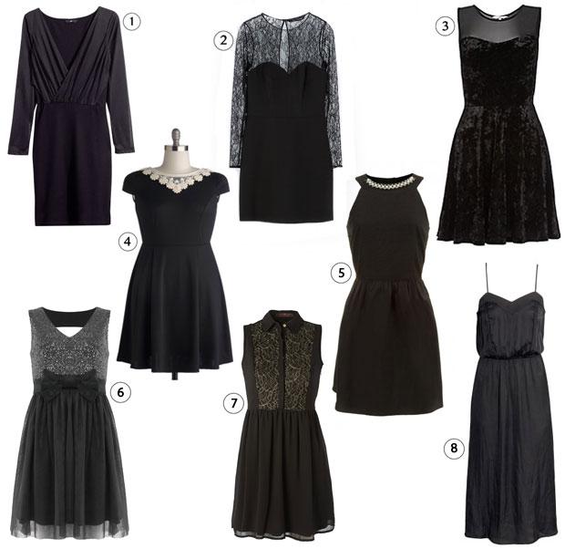 la s lection shopping sp ciale robes de no l. Black Bedroom Furniture Sets. Home Design Ideas