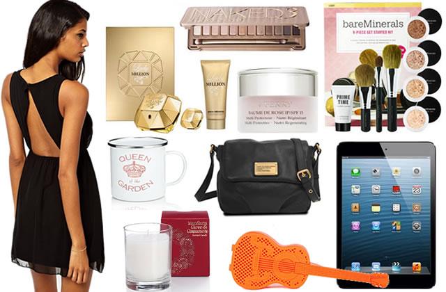 15 bons plans mode, beauté et cadeaux pour préparer les fêtes de fin d'année !