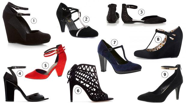 7cbd8f4545a Sélection shopping spéciale chaussures de fête