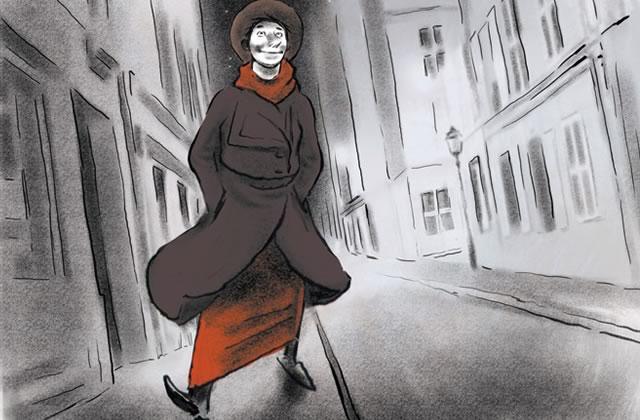 Chloé Cruchaudet et ses héros entre deux mondes