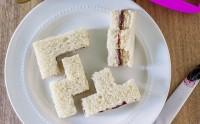 Un découpe-sandwich façon Tetris — Idée cadeau cool