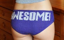 Défi tricot : tricote… un slip ! — Sur le forum