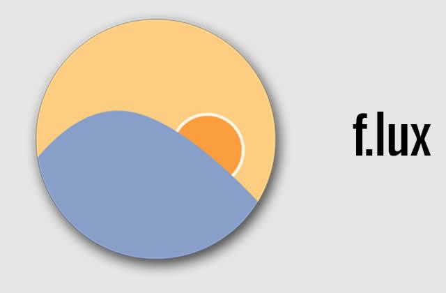 F.lux, pour le bien de vos yeux (et votre sommeil)