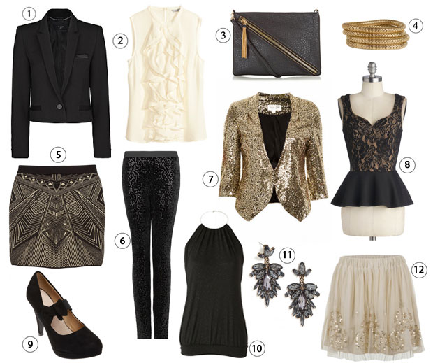 Get The Look : la tenue de soirée de Serena Van Der Woodsen (Gossip Girl) golden girl