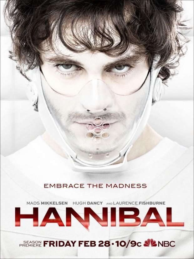 Hannibal saison 2 : un nouveau trailer ! hannibal saison 2 poster
