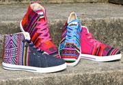 Lien permanent vers Les sneakers ethniques d'Inkkas
