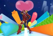 Lien permanent vers Iron Man se transforme façon Sailor Moon