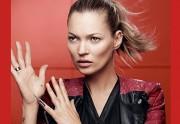 Lien permanent vers Kate Moss est la nouvelle égérie d'Eleven Paris