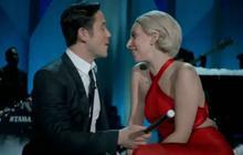 Joseph Gordon-Levitt et Lady Gaga chantent «Baby, It's Cold Outside»