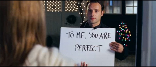 films d'amour love actually