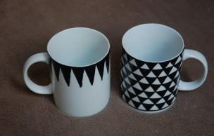 Lien permanent vers DIY — Des mugs graphiques à tout petit prix