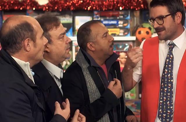Le Palmashow avec les Inconnus : un joli cadeau de Noël