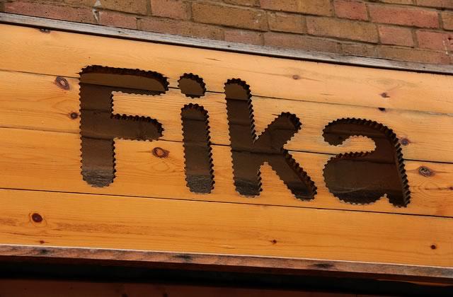 Le pays du fika – Carte postale de Suède