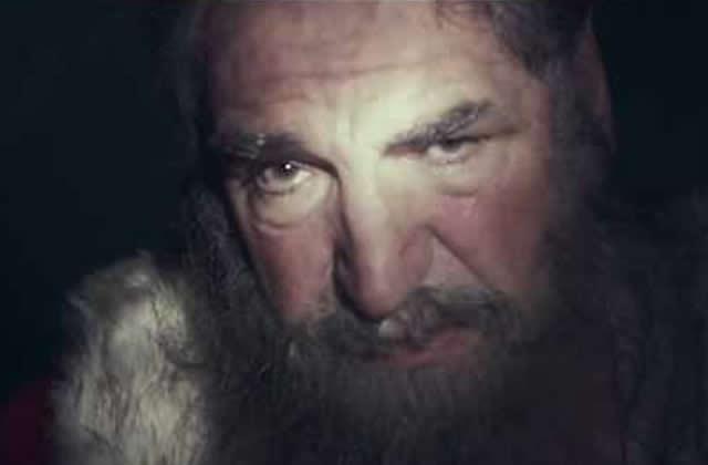 Le Père Noël annule Noël dans une campagne de Greenpeace