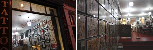 un week-end hivernal à amsterdam : bagels, tatouages et marché de noël