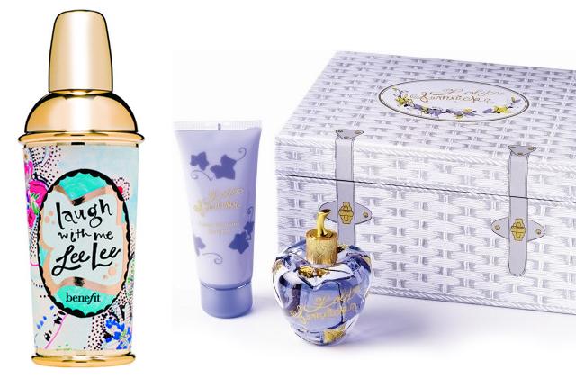 Sélection de cadeaux beauté – Parfums féminins