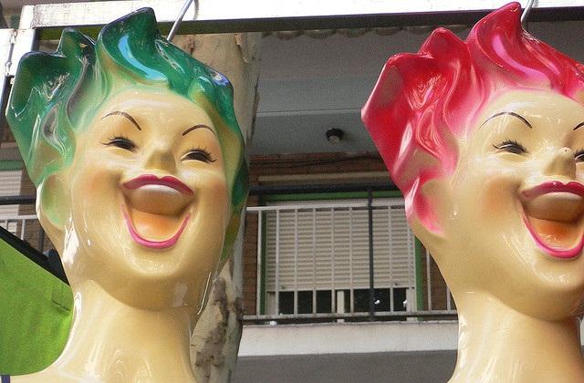 films d'amour mannequins