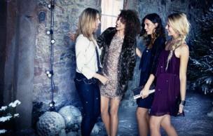 Lien permanent vers La sélection shopping spéciale robes de Noël