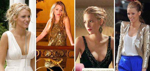 Get The Look : la tenue de soirée de Serena Van Der Woodsen (Gossip Girl) serena vdw