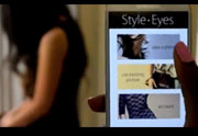 Style-Eyes, l'application qui permet de scanner les vêtements