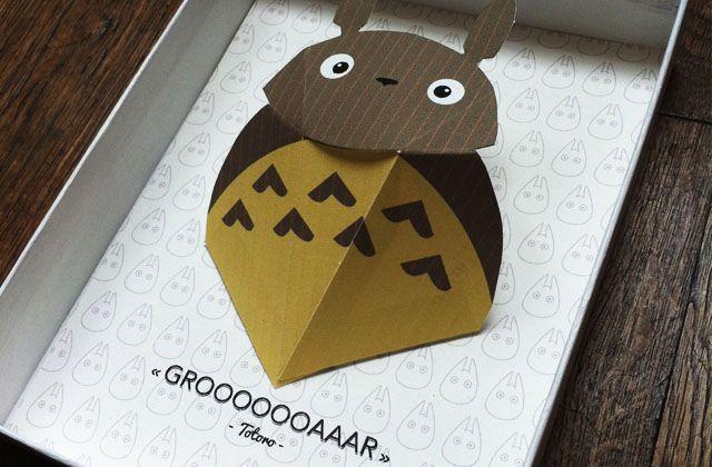 Le Tuto Tableau Origami par Cy.