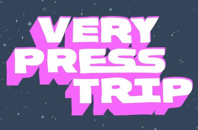 Le service presse de Total est en Very Press Trip