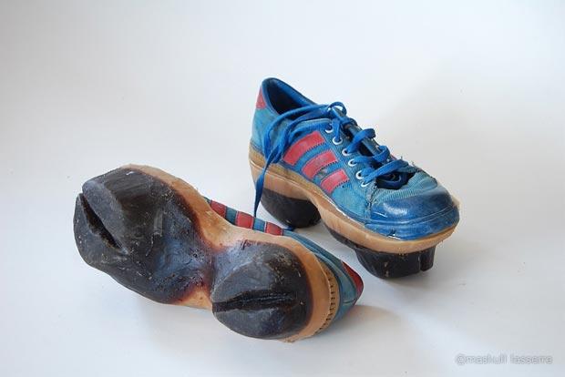 Empreintes Pour Laisser Mode Chaussures Wtf D'animaux Des wxBt65Hqn
