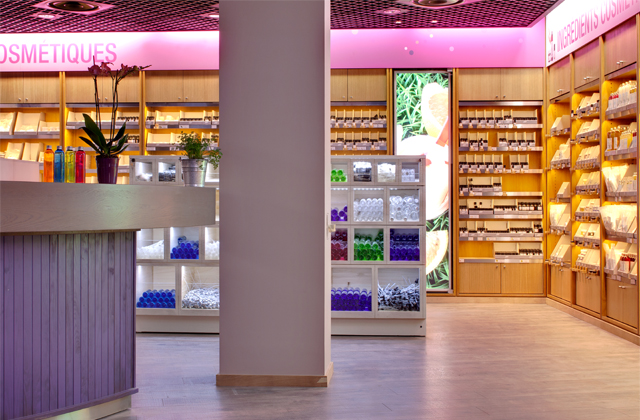 Aroma-Zone ouvre son premier magasin-spa à Paris !