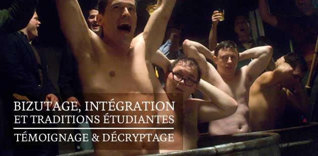 Bizutage, intégration et traditions étudiantes : témoignage & décryptage