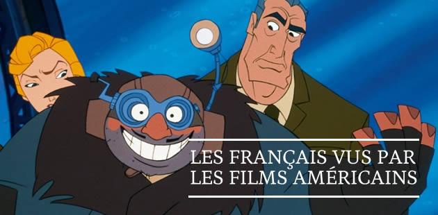 Les Français vus par les films américains