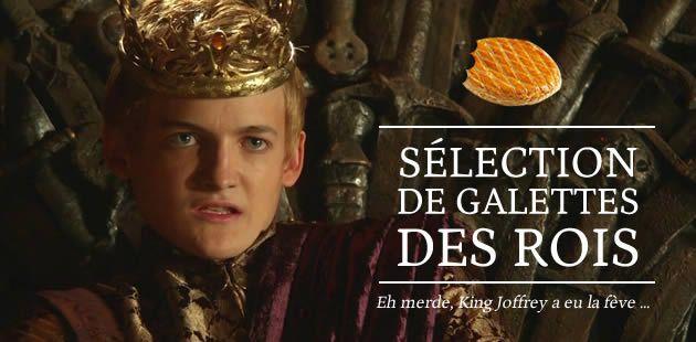Sélection de galettes des rois